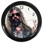 Rob Zombie American musician Metal Band #D01 Wall Clock