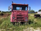 1966 Other Makes G80  1966 White Compact Spotter with Bartlett hydraulic fifth wheel