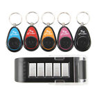 5 in 1 Wireless Lost Key Finder Locator Find Locater Alarm Keychain 40m A9D7