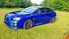 2015 Subaru WRX Limited 2015 Subaru Wrx