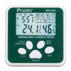 Pro'skit NT-316 Digital Hygrometer Humidity Meter Indoor Electronic Thermometer