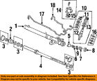 HONDA OEM 1998 Odyssey Steering Gear-Pinion Assembly Seal Kit 06534SX0003