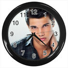 Taylor Lautner American actor model #D01 Wall Clock