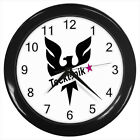Tecktonik Electro Dance Music #D01 Wall Clock