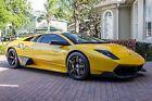 2007 Lamborghini Murcielago LP640 Coupe 2-Door 2007 Lamborghini Murcielago LP640  True 6 speed Manual Coupe 2-Door 6.5L