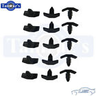 68-72 GM A Body Hood to Cowl Seal Clip Kit Plastic SoffSeal 5077