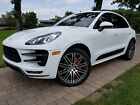 2015 Porsche Macan Twin Turbo 400hp 2015 Porsche Macan Turbo - Top of the line-includes like new winter tires/wheels