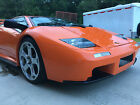 2001 Replica/Kit Makes Diablo  2001 Replica Kit Car Makes Lamborghini Diablo Replica Fiero Frame