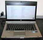 HP Elitebook 8460P Laptop Linux openSUSE Leap 42.2 OS 8 GB ram 2.7 GHz Processor