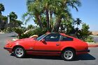 1983 Datsun Z-Series 2 seater couple 1982 DATSUN 280ZX TURBO 5 SPEED COUPE