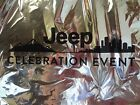 """BALLOONS- 18"""" MYLAR- """"JEEP CELEBRATION EVENT"""" W/STRINGS- 20 TO A PACKAGE"""