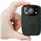 Professional Law Enforcement 1080p Body Camera w/ Night Vision