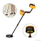 Metal Detector Handheld Coin Pointer Battery Powered LCD display Sound alarm HK8