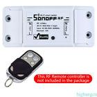 433Mhz Sonoff RF- WiFi Wireless Smart Switch Home W/ RF Receiver Remote Control