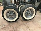 FORD LINCOLN REAL WIRE WHEELS 1960'S