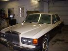 1982 Rolls-Royce Silver Spirit/Spur/Dawn  car