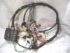 1968 CHEVELLE EL CAMINO TACH AND GAUGE DASH CLUSTER HOUSING WIRING HARNESS