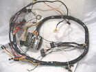 1970 CHEVELLE MONTE CARLO EL CAMINO TACH AND GAUGE DASH CLUSTER WIRING HARNESS
