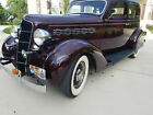 1935 Plymouth Other Touring 1935 Plymouth Series 6 PJ Touring Sedan. Full Off Frame Restoration