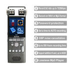 Professional 16GB USB Pen Voice Activated Digital Voice Recorder Noise Reduction