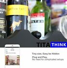 Titathink Hidden IP Spy Camera, Black, Mini tiny (TT520PW-PRO) secret monitor