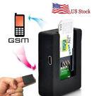 MINI Spy SIM Card GSM Room Bug Audio Monitor Listening Device voice Activate BUG