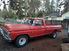 1974 Ford F-250  1974 Ford F250 Camper special