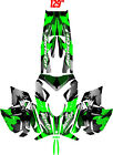 ARCTIC CAT ZR PROCROSS PROCLIMB SNOWMOBILE GRAPHICS KIT 12-16 SEISMIC ULTIMATE
