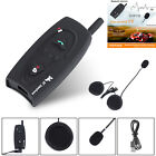 V2-500M Interphone Bluetooth Intercom Motorcycle Helmet Headset Wireless Speaker
