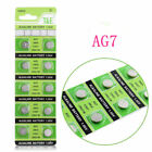 10 x 1.5V AG7 /395A / LR927/ Alkaline Cell Button Battery Hot  XC06