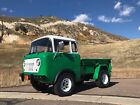 1959 Willys FC150 1959 Willys Jeep FC 150 4X4 Restored 1 of 1546 Made In Amazing Shape Have A LOOK