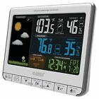 La Crosse Technology 308-1412S Color LCD Wireless Weather Station with USB Ch...