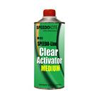Medium Speed Activator SMR-1102-Q (70-85 deg. F) use in Clear Coat, one quart