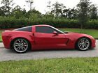 2007 Chevrolet Corvette Lowered 2007 Chevy Corvette Red with performance enhancements