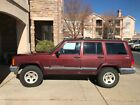 2000 Jeep Cherokee Sport 2000 Jeep Cherokee Sport 4x4