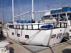 55 foot ketch sailboat