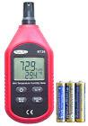 RockyMars RT36 Temperature and Humidity Meter Humidity Gauge Hygrometer