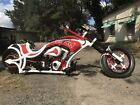 2017 Custom Built Motorcycles Chopper  Redemption Custom One of a Kind Chopper