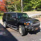 2007 Hummer H3 Chrome Hummer H3 Black and Chrome 2007
