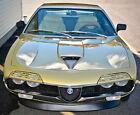 1972 Alfa Romeo Montreal  1972 Alfa Montreal 57k Miles
