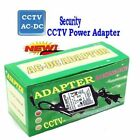 B1 New 12V 1A  AC/DC Power  Adapter for Surveillance Security DVR Camera System