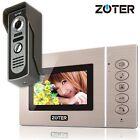 "4.3"" inch LCD Screen Mini Small Size Home Video Door Phone Intercom Doorbell Kit"