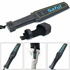 Portable Security Weapon Safety Metal Detector Wand Scanner Indicate Audio Alert