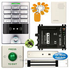 Access Controller Password Kit + Electric Magnetic Door Lock NC Fail Safe
