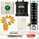 DIY Access Controller RFID Kit + Long Type Electric Strike Lock NO Fail Secure