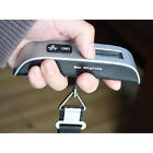 50KG 10g Electronic Portable Digital Luggage Weigher Weight Hanging Scale Travel