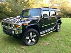 """2008 Hummer H2  $3,000 OFF TODAY  NAVI DVD 20""""Wheels Chrome 3rd Row 6.2L 4WD Backup CAMERA Tow"""