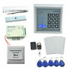 125KHz Electric Door Lock Magnetic Access Control KIT ID Card Password System