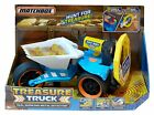 NEW Matchbox Treasure Truck Metal Detector & FREE SHIPPING