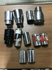 assorted exhaust tips by pilots and other brands assorted sizes